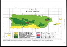 Isla Verde Puerto Rico Map by Zonas Ecologicas De Puerto Rico Mapas Pinterest