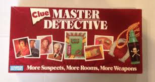 amazon com clue master detective board game toys u0026 games