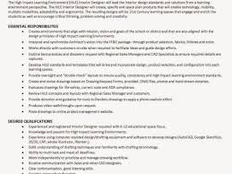 Mobile Architect Resume Architect Job Description 2 Job Description Director Of