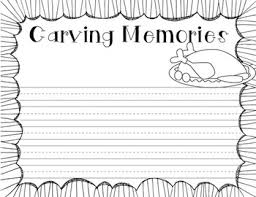 writing prompts printables fall autumn pumpkin and thanksgiving
