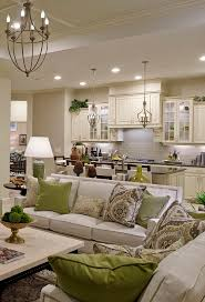 house decorating ideas kitchen living room decoration white small looks kitchen sofa indoor diy