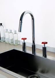 gessi kitchen faucets faucets fixtures gessi oxygene hi tech faucet remodelista