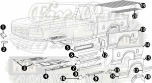 ford truck panels f 150 rust repair panels