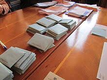 comment savoir dans quel bureau de vote on est inscrit procédures électorales françaises wikipédia