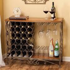 bar table with wine rack wine bar furniture rack wine racks pinterest wine bar