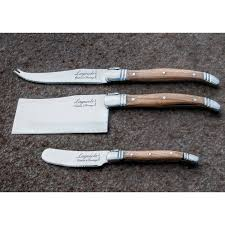 laguiole cheese knife set laguiole cheese knife set 034 luxoleo 034 stainless