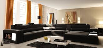Large Sofa Sectionals by Living Room Wonderful U Shaped Sectional Sofas Contemporary Sofa