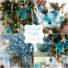 a runaway muse holiday cheer turquoise celadon u0026 white