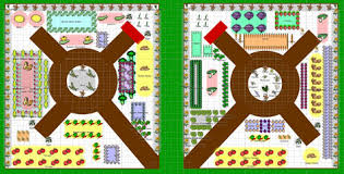 designing your vegetable fascinating vegetable garden design