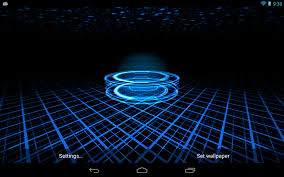 neon parallax live wallpaper android apps on google play