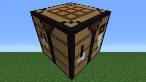 build a craft table minecraft tutorial how to make a crafting table youtube