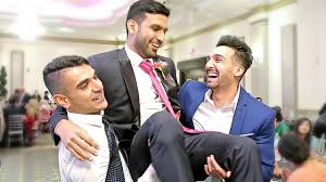 his and wedding pranked zaid ali at his wedding