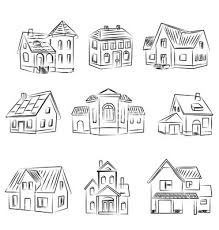 house drawings best 25 house drawing ideas on house illustration