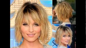 front and back pictures of short hairstyles for gray hair layered short haircuts front and back view youtube