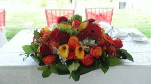 Small Flower Arrangements Centerpieces How To Make A Head Table Wedding Flower Arrangement Youtube