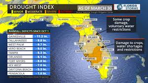Map Of Gainesville Florida by Water Shortage Warning Issued For South Florida Wlrn
