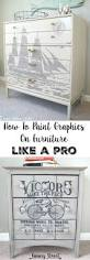 How To Paint Old Furniture by Best 25 Refinished Furniture Ideas On Pinterest Furniture Redo