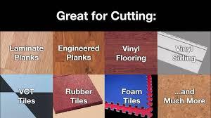 Laminate Flooring Cutters Roberts 10 64 U0026 10 66 13 U0026 18 In Flooring Cutters Youtube