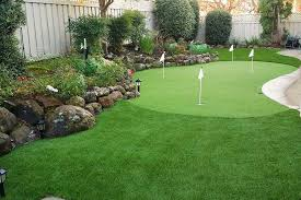 greens artificial grass and putting greens