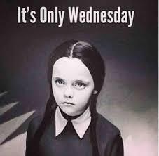 Wednesday Meme - wednesday addams meme wednesday memes pinterest wednesday