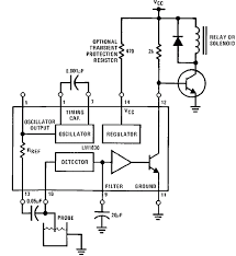 fluid level control schematic diagrams
