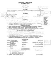 Resume Qualifications Sample by Communication Skills Resume Example Http Www Resumecareer Info