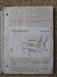 Westward Expansion Map Ohmohamed Licensed For Non Commercial Use Only 5th Grade