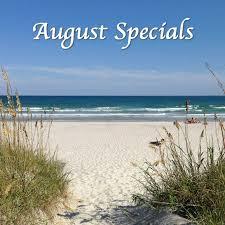 topsail island vacation rentals specials discounts ward realty