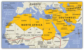 Map Of Central Asia by North Africa Southwest Asia Central Asia Thinglink