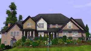 formidable sims 3 6 bedroom house also mod the sims the legacy