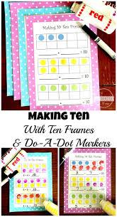 free making 10 ten frames
