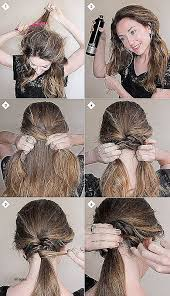 step bu step coil hairstyles best easy hairstyles for curly hair to do at home photos styles