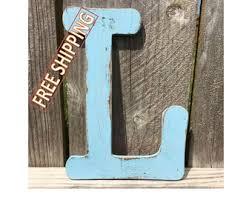 letter l etsy
