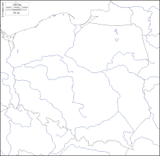 States Map Blank by Poland Free Map Free Blank Map Free Outline Map Free Base Map