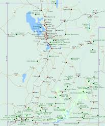 Utah national parks images Maps of utah state map and utah national park maps gif