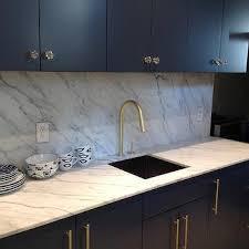 Dark Blue Kitchen Navy Kitchen Cabinets Contemporary Kitchen Benjamin Moore