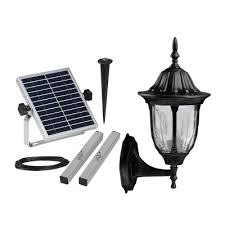 Solar Wall Sconce The 2nd Page Fashion Style Wall Lamps Deck Step Lights Solar