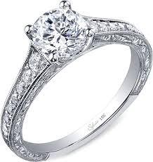 carved engagement rings carved engagement rings sylvie engraved diamond engagement ring