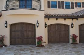 Overhead Door Installation by Faux Wood Garage Door Sales And Installation In Englewood