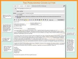 Format Cover Letter Email by How To Write A Cover Letter Email Sop Example