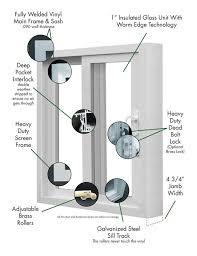 Patio Door Sill Glide 1000 Patio Doors Lang Exterior Windows And Patio Doors