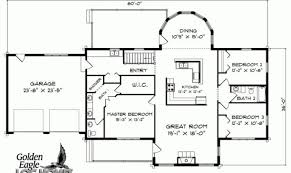 Large Ranch Floor Plans Large Ranch House Plans House Interior