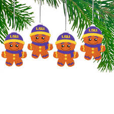 lsu ornaments lsu tigers christmas ornament louisiana state