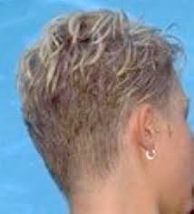 short haircuts for women with clipper hairxstatic short back cropped gallery 1 of 3