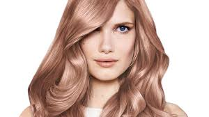 coloring hair gray trend name rose gold hair gets an update how to get rose blonde hair
