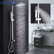 bathtub faucet set gappo bathroom shower faucet set bathtub shower walls bathroom