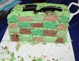 how creepy is a creeper adephagia cakes