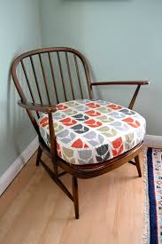 Ercol Armchairs Chair Cover Mix Of Whimsy