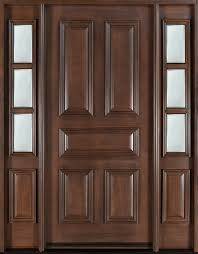 Double Glazed Wooden Front Doors by Front Doors Wondrous Front Doors Wood Modern Wood And Glass