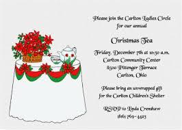 christmas tea party christmas tea party invitations from tiny tidings
